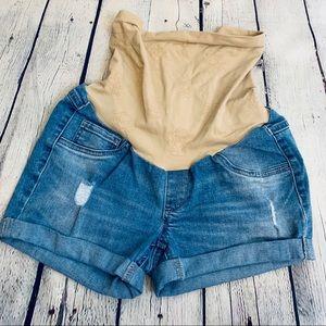 Jessica Simpson | Maternity Shorts Size S